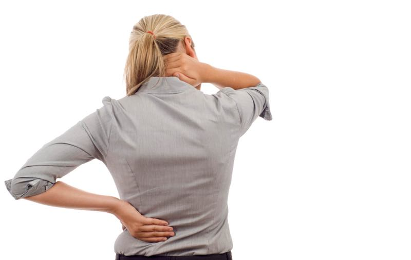 Stress and back pain: What's their connection?