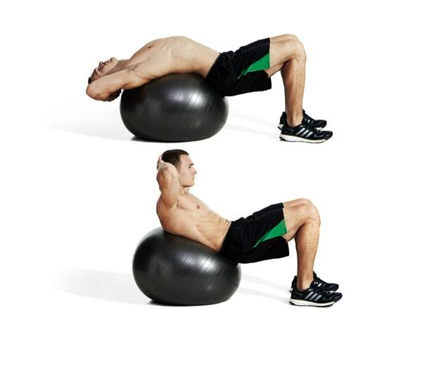 core strength training