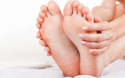 diabetic foot maintenance