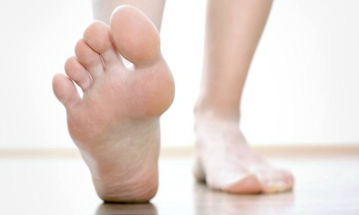 minor foot surgery